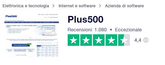 plus500 broker criptovalute recensioni e opinioni