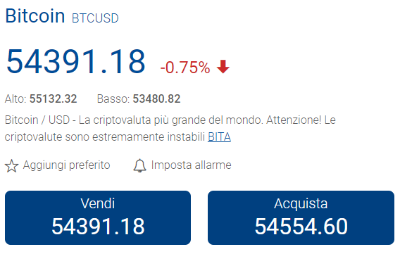 plus500 trading cfd criptovalute