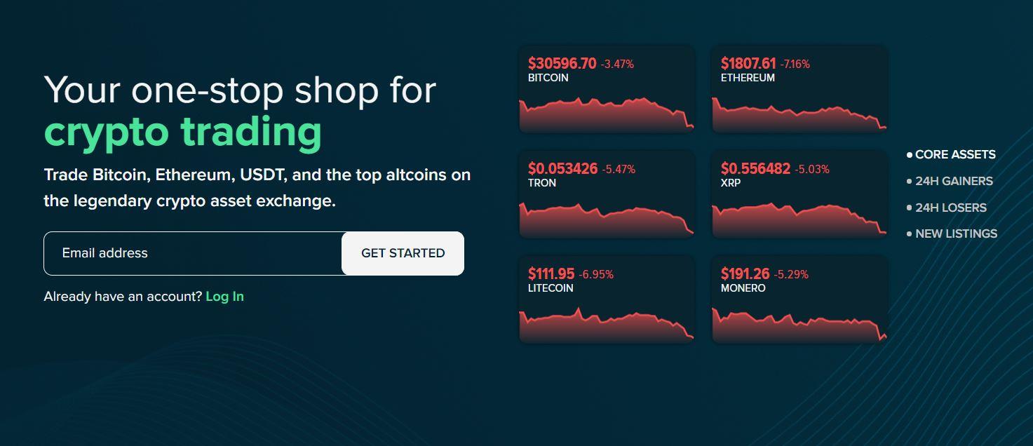 deposito minimo di bitcoin poloniex